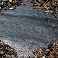 Woven Ground Cover Fabric - Multiple Widths and Lengths
